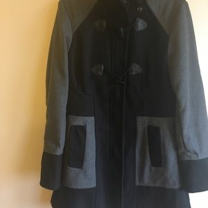 Black jacket with pockets